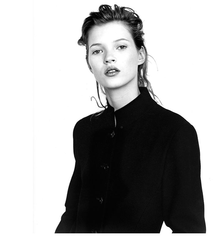 Young kate moss female naked