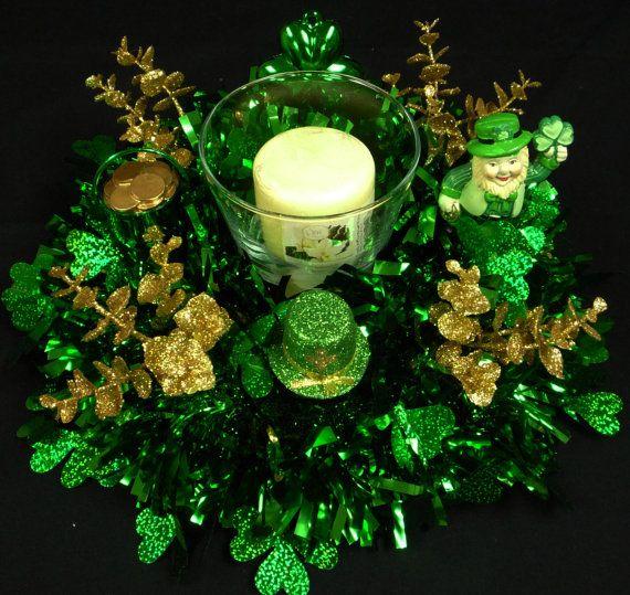Irish Table Decorations