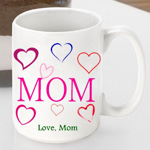 Let your mother remember you every time she ships her favorite brew in trendy photo mug. This message mug will surely be a wonderful way of making her feel special on any day. Please note that the product can also be personalized with messages. If there is nearby your mother's birthday then gift this to her Mom with love mug and surprise her and make her feel happy and wish them happy mother's day through Shop2Nellore.com.