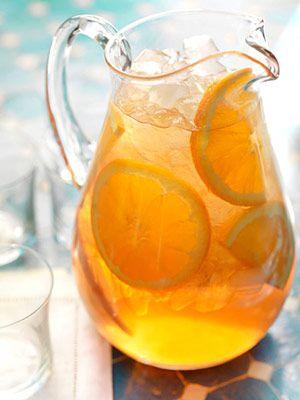 Trisha Yearwood's Sweet Tea Recipe