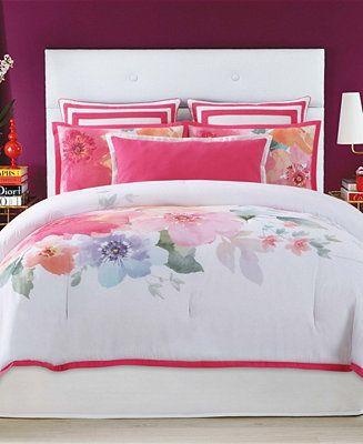 bold floral king 3 piece comforter set bedroom ideas comforter rh pinterest com