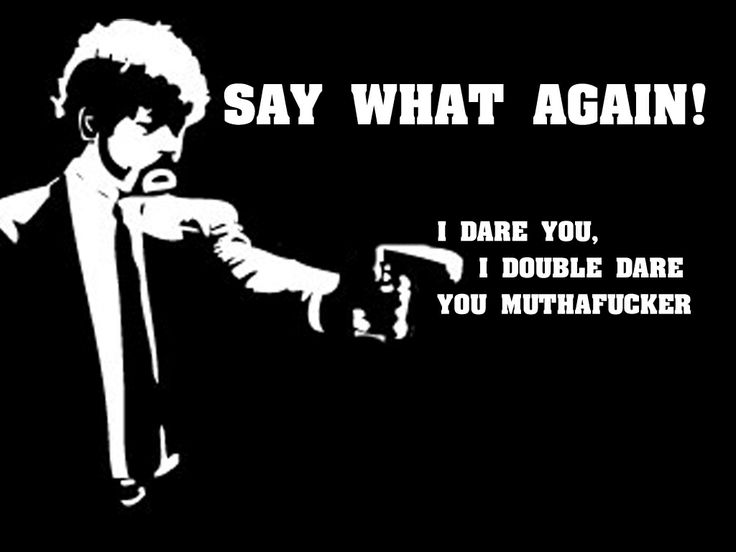 Pulp Fiction Quotes | Thanks as always!