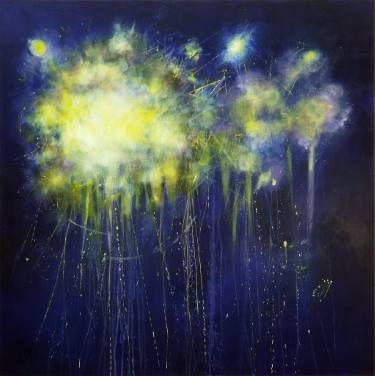 """Saatchi Art Artist Marjan Fahimi; Painting, """"n. 527"""" #art"""