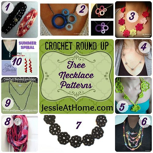 Crochet-Necklace-Round-Up