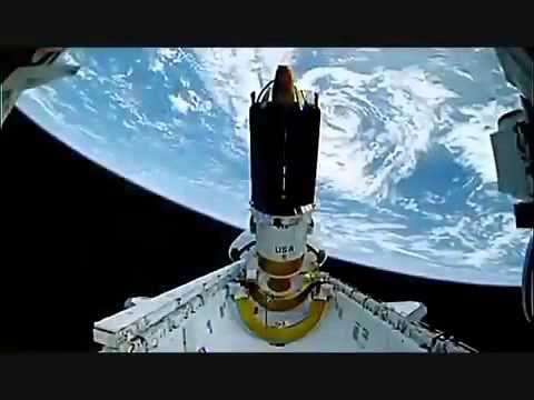 INCREÍBLE VIDEO DE LA NASA - LOS OVNIS YA ESTÁN AQUÍ