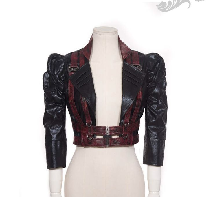 Have you checked our new sexy Steampunk jacket ?  Countess Sultry Von Steam Jacket  http://www.otherworldfashion.com/countess-sultry-von-steam-jacket