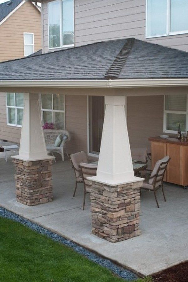29 creative patio ideas you can build to complement your gardens rh pinterest com