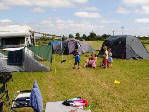 Gear Farm St Martin, Helston, Cornwall, UK, England. Campsite. Camping. Caravan Site. Travel. Holiday. Farm Shop. Organic Cornish Pasties. Family Holiday. Outdoors.
