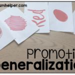 Generalization: Take it Away From the Table! - The Autism Helper