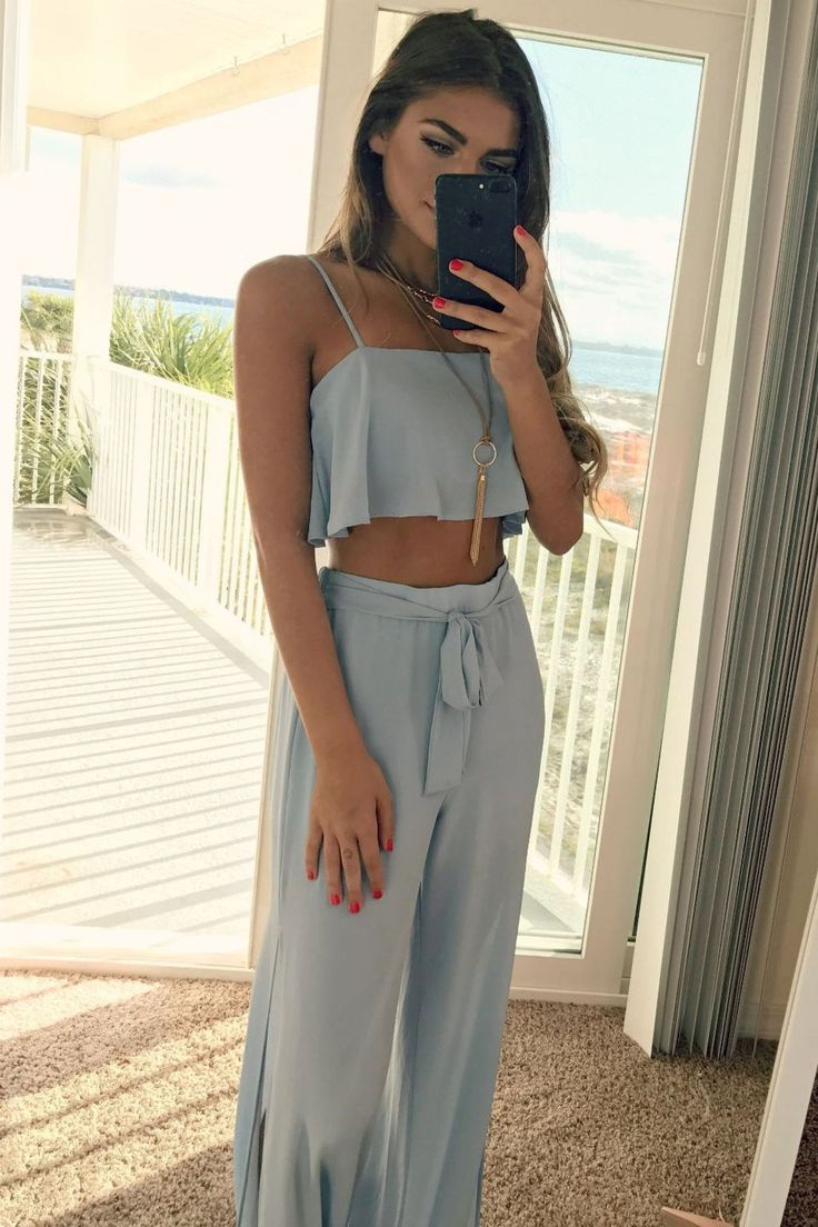 49 Most Trendy Summer Outfits To Upgrade Your Wardrobe – Arezoo