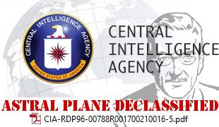View the declassified CIA document about the reality of the astral plane.  #astralprojection #chakra #pinealgland #luciddream #OOBE #thirdeye #astraltravel #CIA #astralplane