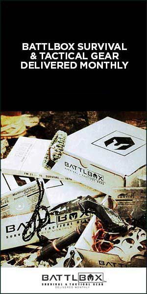 Battlebox Survival and Tactical Gear Delivered Monthly - EDC Everyday Carry Gear Tactical Gear Subscription