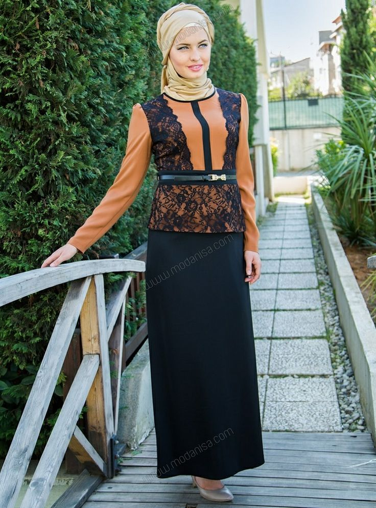 Puane #Dress #Elbise #Tesettür #tesettur #hijap
