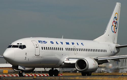 737-300 (SX-BLC) Olympic Airlines
