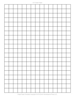 Adorable image with 1 cm graph paper printable