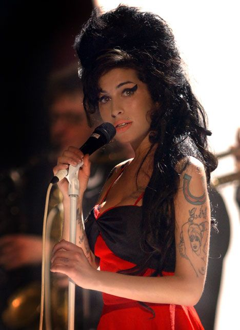 amy winehouse images | rehab singer amy winehouse leads the nominations for this year s mobo ...