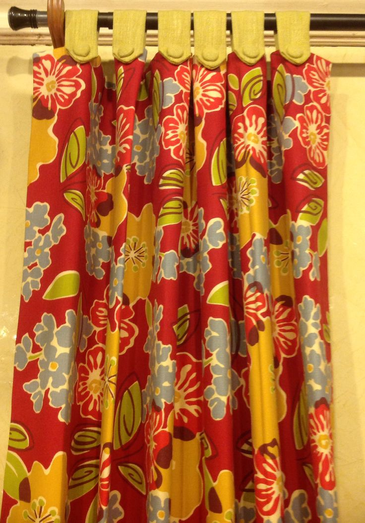 Drapery Custom Made Curtain Shower Kitchen Kids Rooms