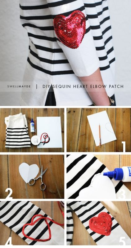 Oh my gosh yes!! I love elbow pads!