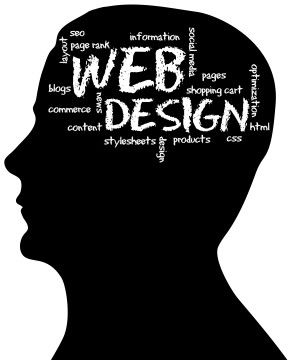 Use Brain Science to Create a Better Web Design. Chicago based web design firm eBizUniverse shows boldness in web design.