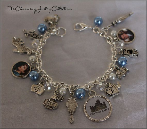 Downton Abbey Inspired Jewelry By Militarysweetmemorie On