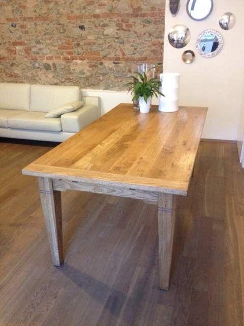 Favoloso tavolo in rovere 200x100 (allungabile a 300)