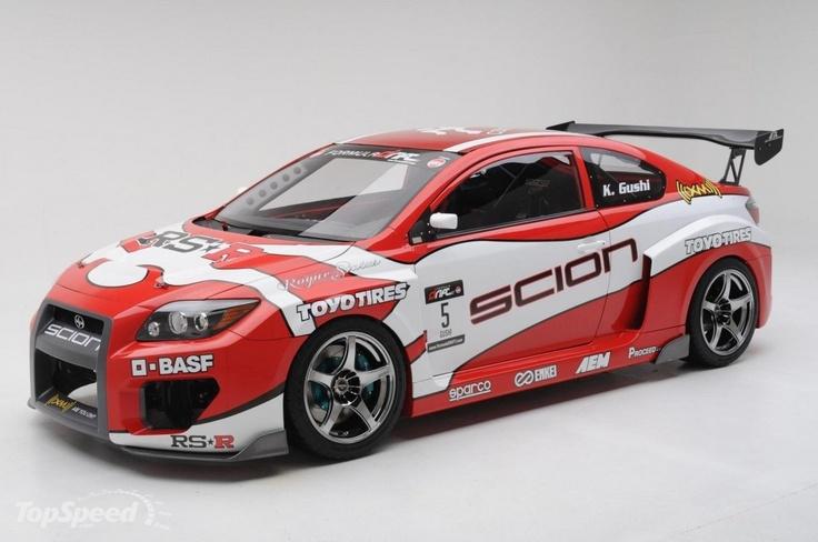 2008 Scion tC RSR