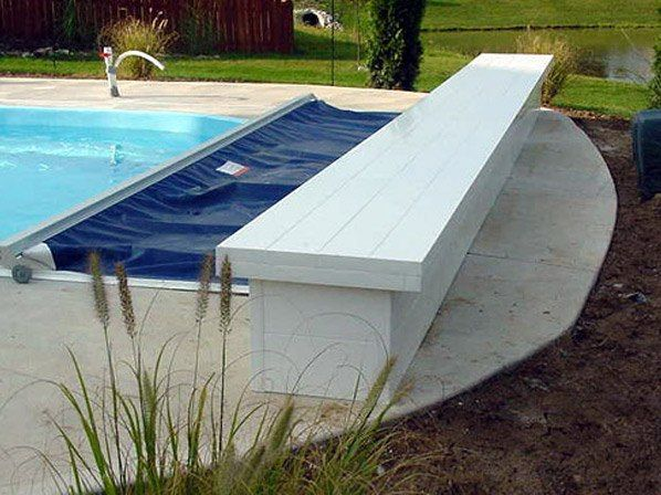 Safe Convenient Automatic Pool Covers Automatic Pool Cover