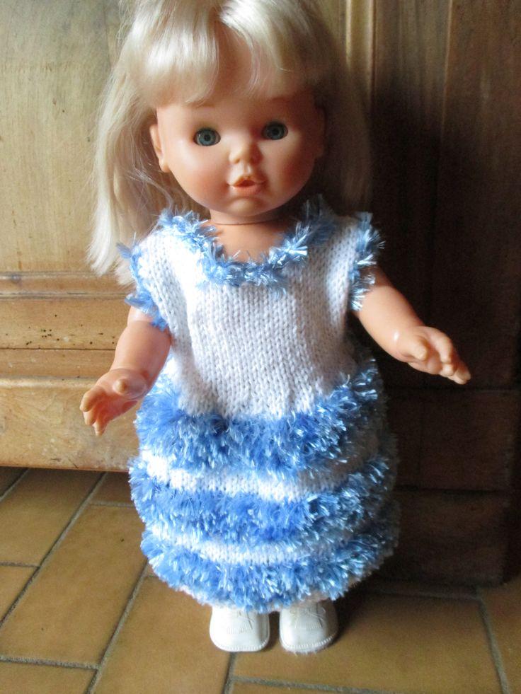 robe poupée créations fait main modèle unique