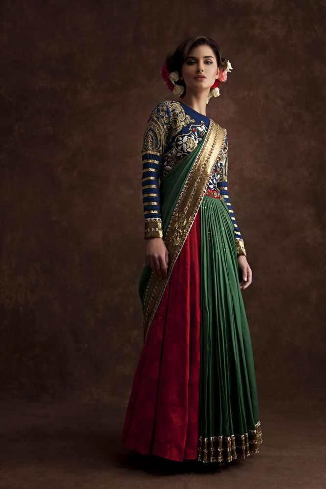 So Sabyasachi-esque