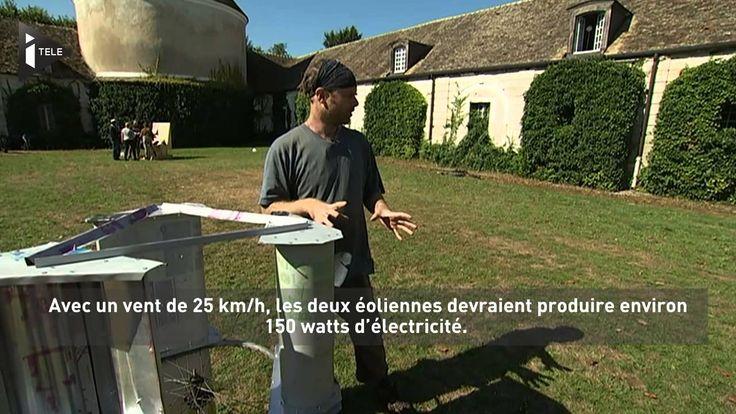 POC21: une éolienne à fabriquer soi-même pour 30 euros