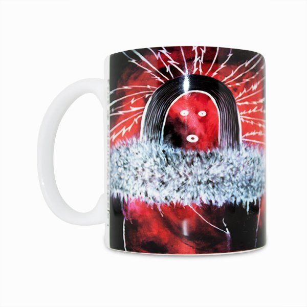Navajo art on #coffee_mugs is a novel way to add beauty to your #kitchen & study tables.