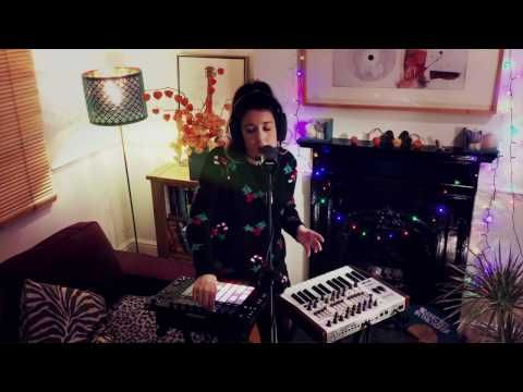 Ableton Push & Mini Brute Live Performance - Retro Special! (All You Need Is Love) - YouTube
