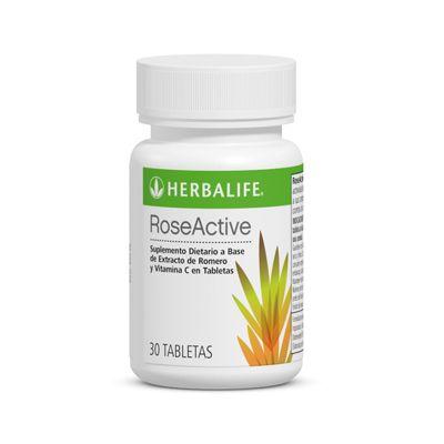ROSE ACTIVE: Poderoso antioxidante refuerza las defensas actuando sobre los radicales libres.