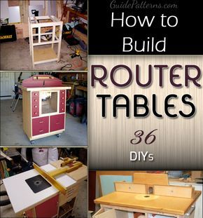 29 best router table images on pinterest tools workshop and diy router table plans greentooth Gallery