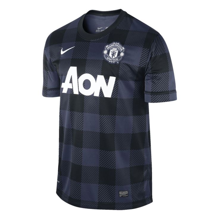 Nike Manchester United 2013/2014 Away Soccer Jersey