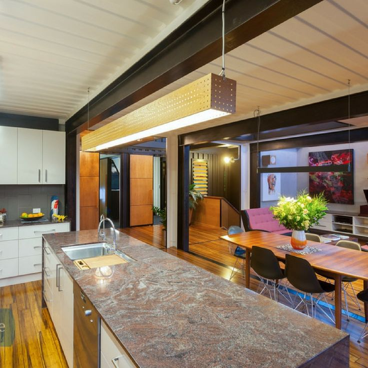 container home designers%0A This jawdropping Brisbane property  made out of    shipping containers  is  a    Container Home DesignsShipping