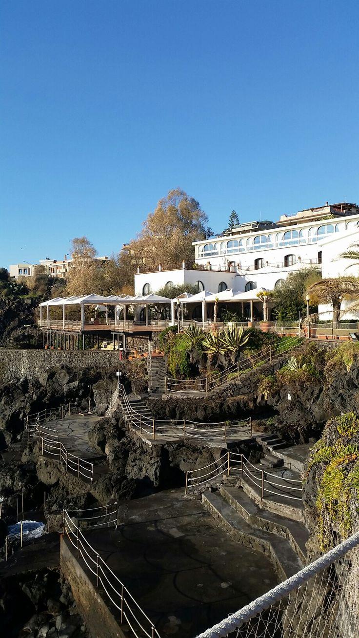 Grand hotel Baia Verde Acicastello