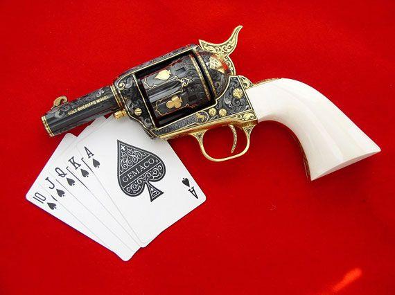 美しく力強い意匠。緻密に彫刻された銃アートの世界 | ADB - Part 2