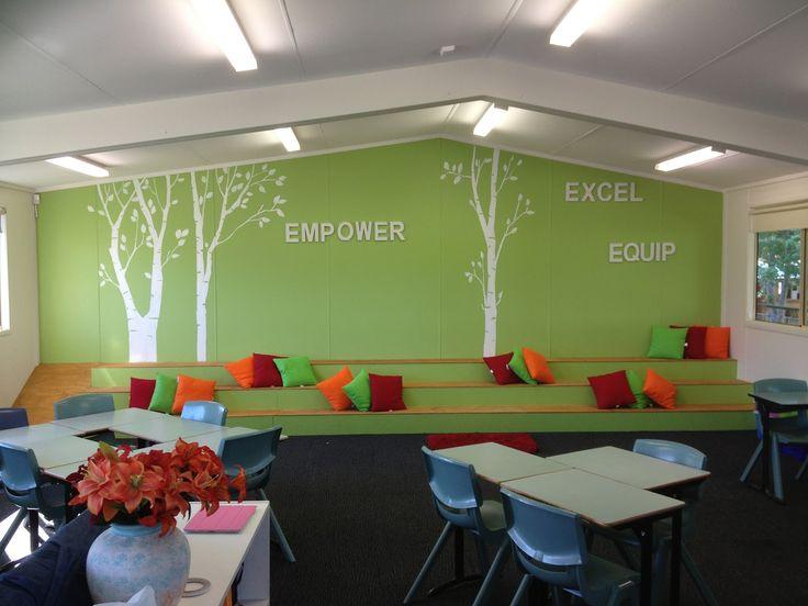 Modern Classroom Display : Modern classroom interior design pixshark