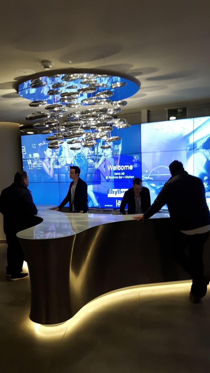 Welcome to Salvis AG! Partnermeeting und Refremzbesichtigung