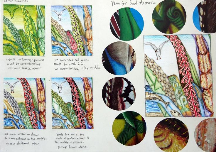 Looking for GCSE Art ideas?