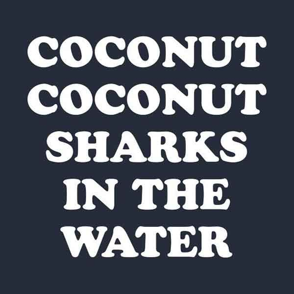 """""""Coconut Sharks In The Water"""" by Twenty One Pilots ukulele tabs and chords. Free and guaranteed quality tablature with ukulele chord charts, transposer and auto scroller."""