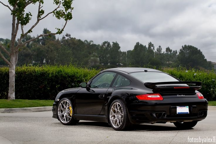 All sizes | Porsche 997 Turbo P40S Brush Tinted 19 c | Flickr - Photo Sharing!