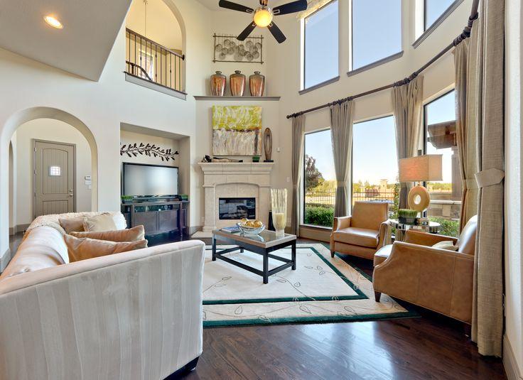 Living Room Ceiling Windows