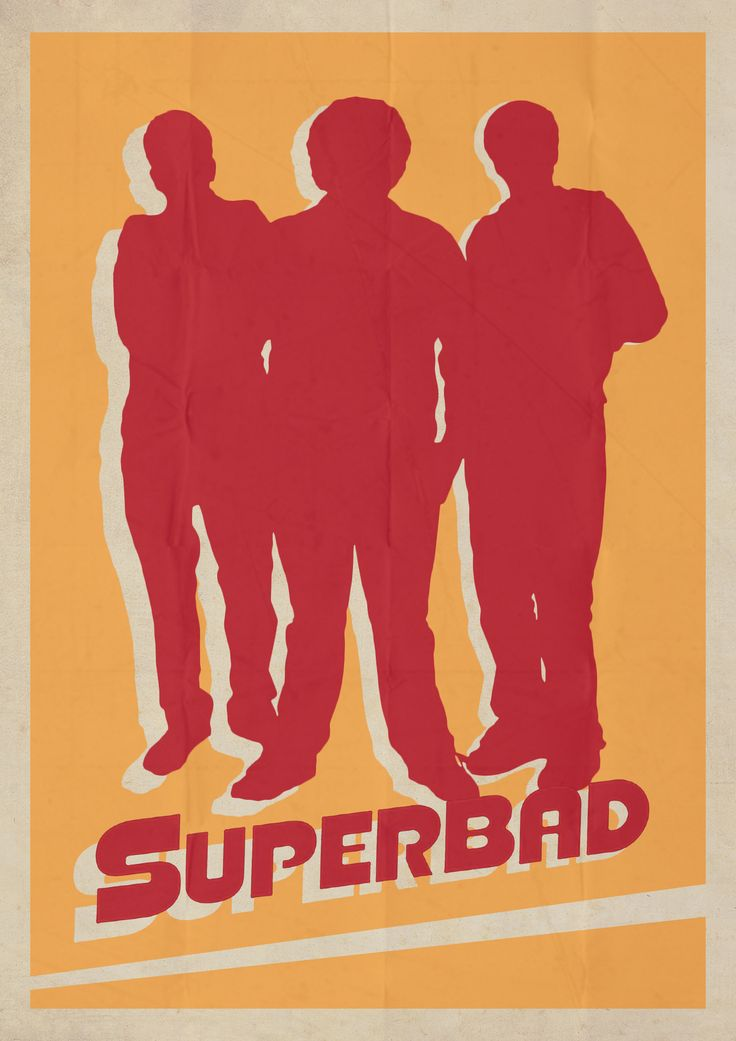 Superbad by Roars Adams