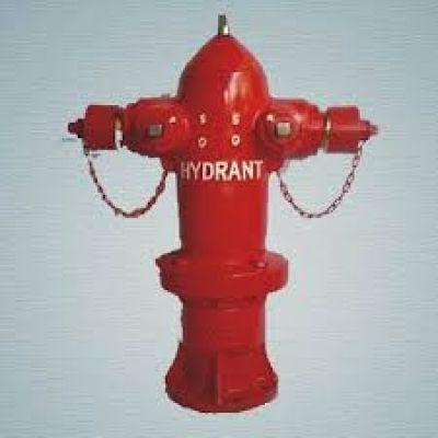 Komponen Pilar Hydrant Sistem
