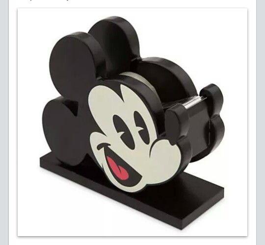 Mickey Tape Dispenser!