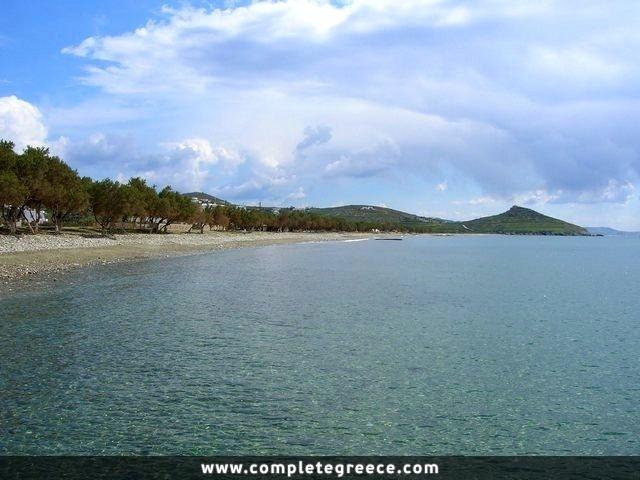 Agios Fokas Beach - Tinos - Cyclades - #Greece