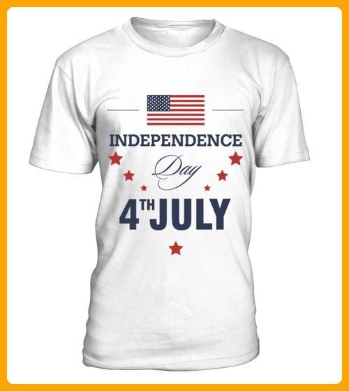 US Independence Day - 14 juli shirts (*Partner-Link)