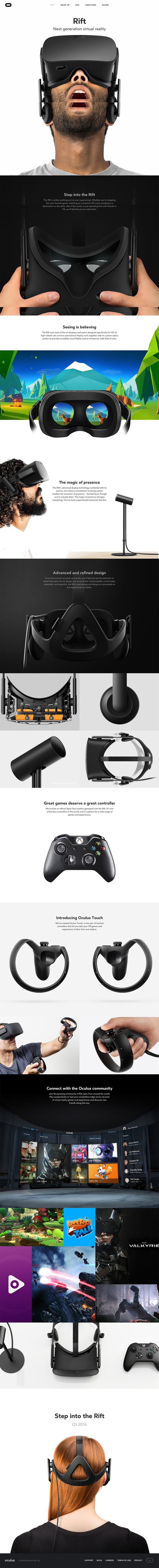 Question 3: what is the product currently being used for? Mainly gaming on PC's (now available on Xbox One) where virtual reality is now possible  #oculusrift #virtualreality #newtech